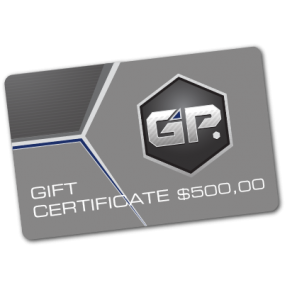 Gift Certificate $500.00